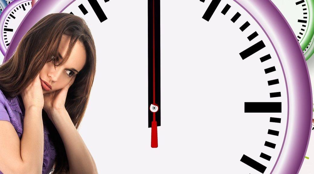 Jeder beschäftigt sich mit Zeitmanagement, die einen besser als die anderen
