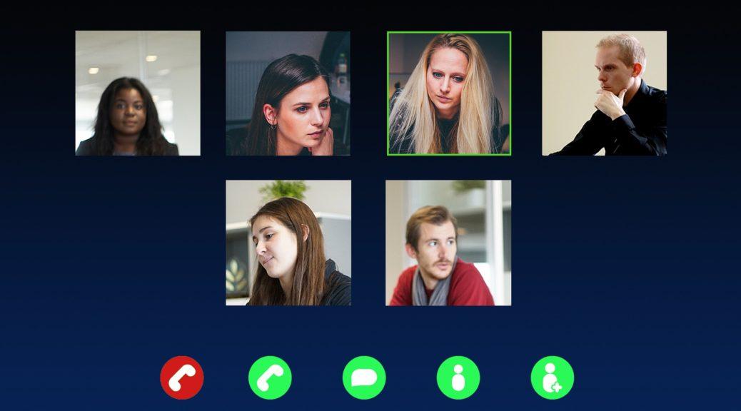 Auch im Ehrenamt werden Videokonferenzen immer wichtiger