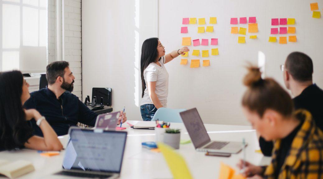 Führungsqualitäten zeigen bedeutet, auch bei kleineren Aufgaben dein Bestes zu geben